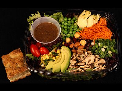 Specialty S Cafe Bakery Dawn S Vegan Salad