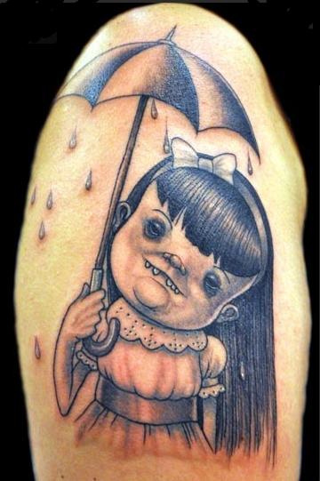 Tattoo by EGO