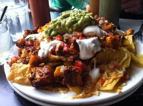 El Borracho's VeganNachos!