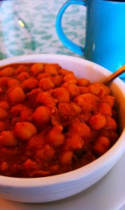 Chickpea party!