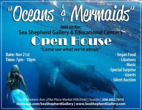 Sea Shepherd Center Open House