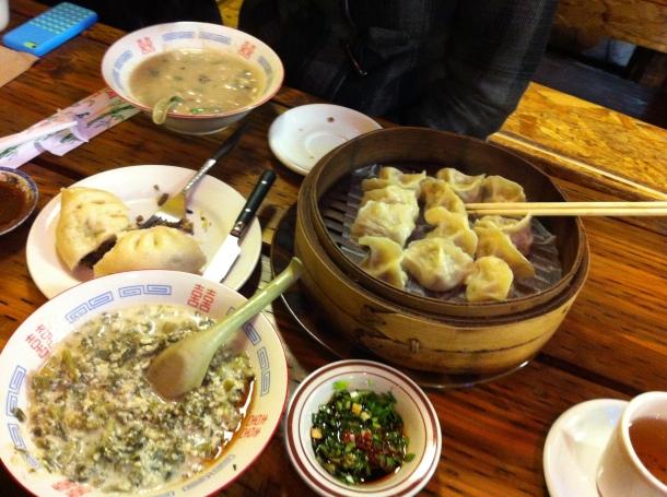 Ping's Dumpling Veg Food