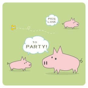 Pints for Pigs Peace: A Beer and Movie Party Fundraiser