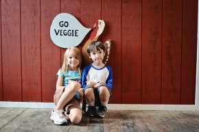 Generation Veggie – Launch a New Resource forParents
