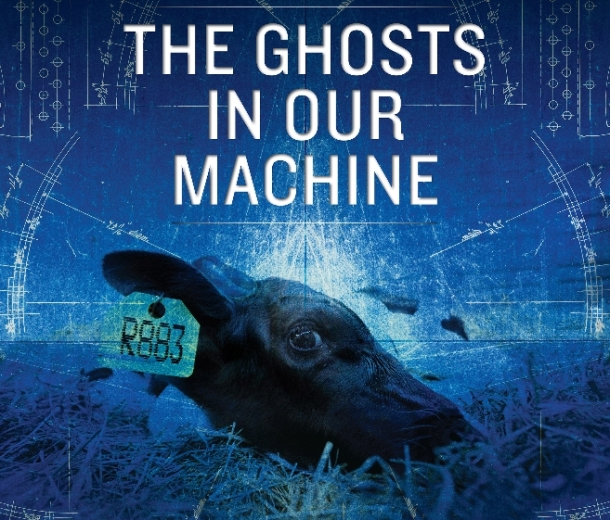 Ghosts in Our Machine Poster