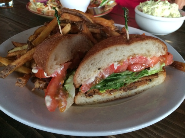 Seattle's Best Vegan BLT
