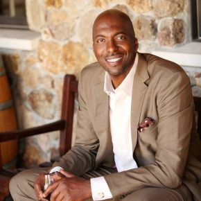 John Salley + Vegan Vine + Plum fare for Pasados