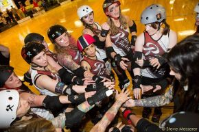 Rainier Roller Girls: The Vegan-Friendly Sporting Event has Cometh Seattle