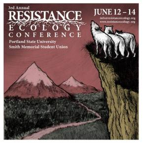 Resistance Ecology in Portland this June
