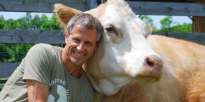 Farm Sanctuary's Gene Baur Coming to Seattle
