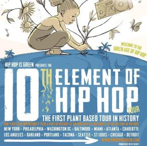 10th Element of Hip Hop Tour