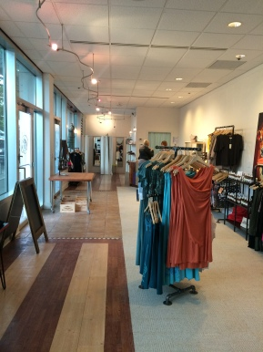 Get new (eco) threads! Drizzle + Shine opens on The Hill