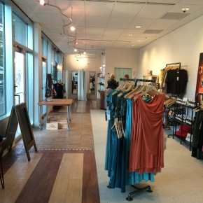 Get new (eco) threads! Drizzle + Shine opens on TheHill