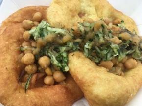 Double Up on Vegan TrinidadianFare