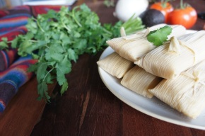 Vegan Tamale Cooking Class for a Cause